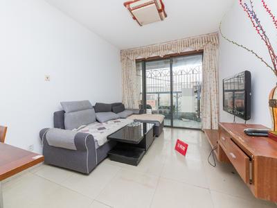 东华明珠园大两房全齐出租,拎包入住,看房方便。