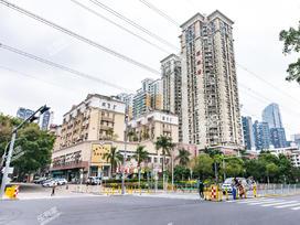 香荔花园二期实景图