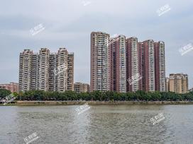 沙面新城实景图