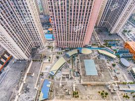 星光广场实景图