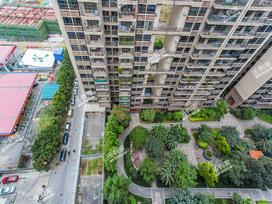 东海国际花园实景图