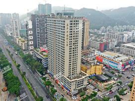 嘉年华国际公寓实景图