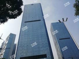 富力国际金融中心实景图