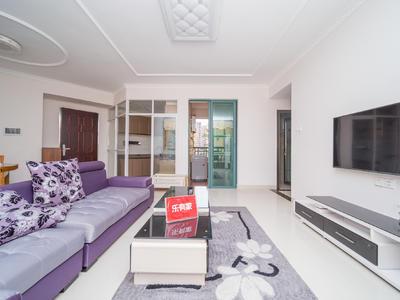 家电齐全三房,干净整洁,保养好,诚心出租,随时看房-东莞丰泰东海城堡租房