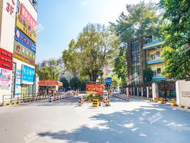中惠沁林山庄实景图
