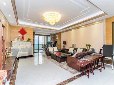 220平豪宅装修lou王位置大五房-深圳圣莫丽斯花园三期二手房