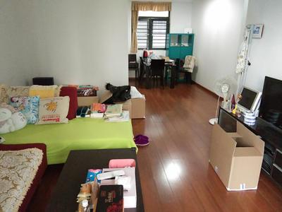 华侨城2居室,花园泳池小区,诚心出租