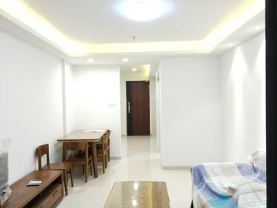 诚心出租复式两层公寓,两房精装修-中山东方骏园1期租房