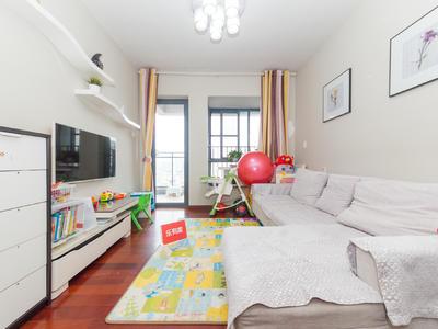 深圳湾少有小户型,高楼层两房,诚心出售-深圳宝能太古城南区二手房
