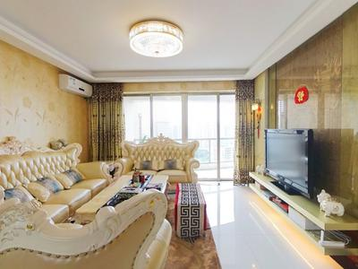 星河国际高层豪装大房满五唯一税费低五-深圳星河国际花园二手房