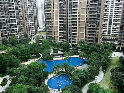 光明凤凰城,光明1号3房,高端小区绿化高环境好,居住舒服